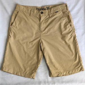 Hurley Nike Dri-Fit Chino Shorts Mens 30
